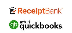 receiptbankand quickbooks